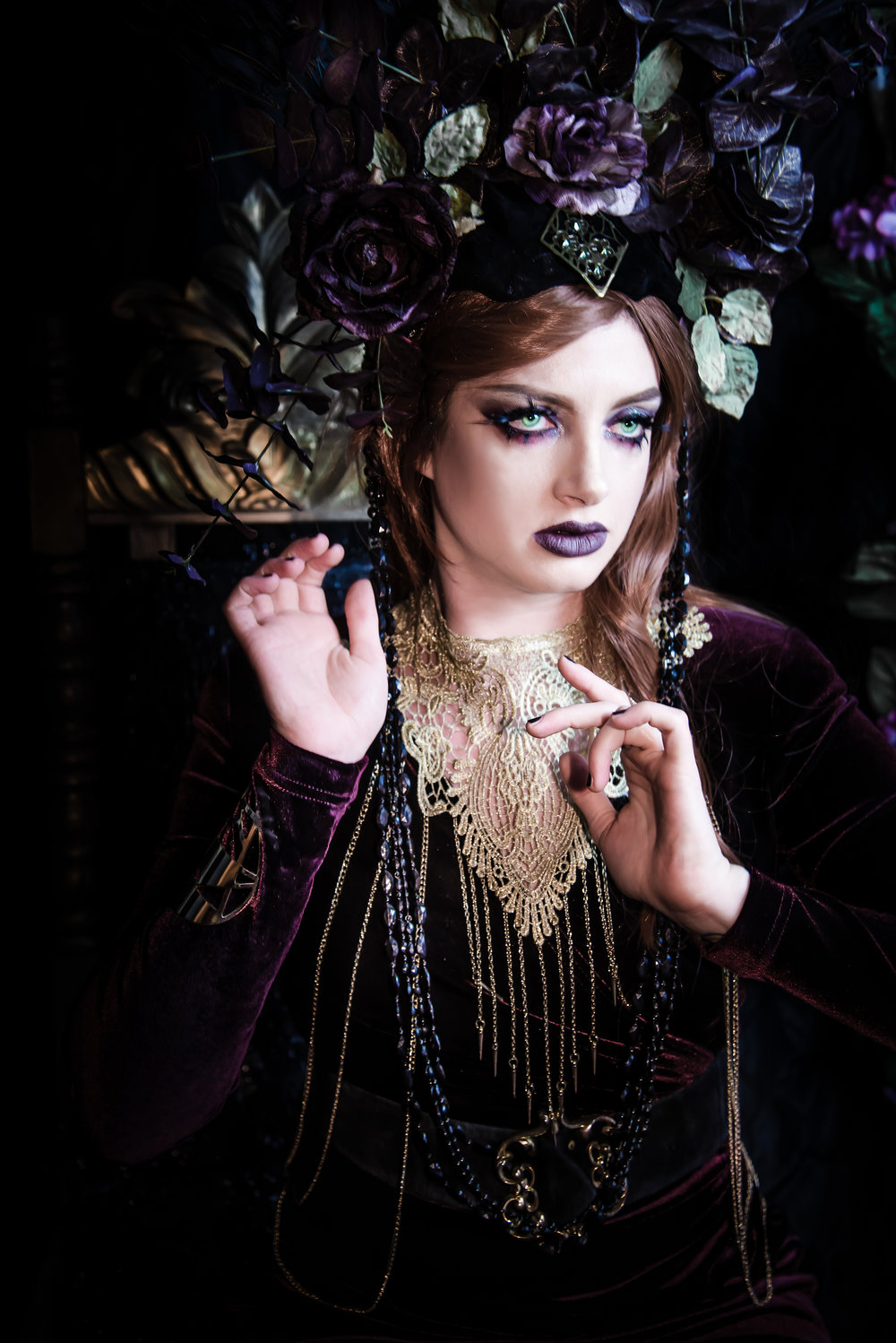 Credit: WIcked Vision Photography MUA: Hillary Haynes