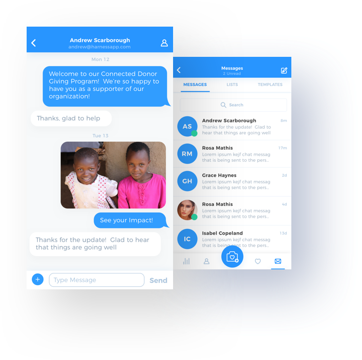 Engage Messaging - Admin App
