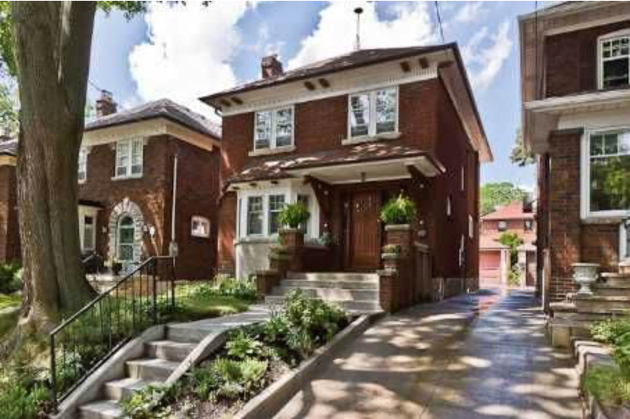 - Real EstateThe real estate in High Park is made of predominantly of detached homes, with condos and semi-detached homes recently infiltrating the market. Homes are mainly 2-story with an average of 3 bedrooms.Lovely Victorian, Tudor, and Edwardian style homes from the late 1800's and early 1900's still stand, giving the neighbourhood a classic vibe tied to its roots. Many of these properties still feature their original leaded glass and hardwood trim that gives homes in the area unique character. Many homes have been converted into multiple family residences.The average price for homes in High Park currently hovers around the $1.3 million mark, with the average freehold price sitting at $1,435,772 and the average condo price at $600,000.