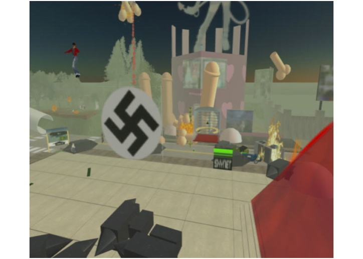Watching the Watchers: Power and Politics in Second Life (Part One