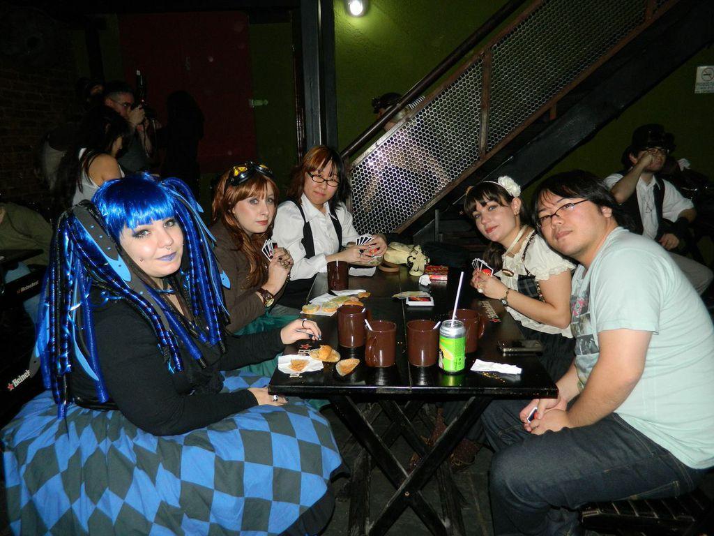Steampunk Event in Curitiba