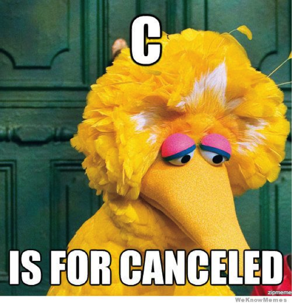 The memes played with the tropes of Sesame Street,