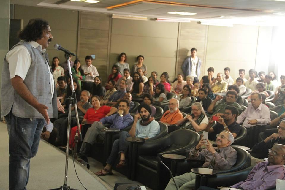 Attending Talk