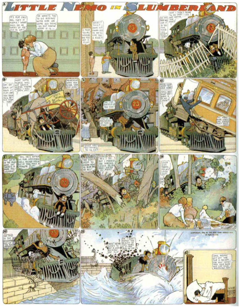 Henry Jenkins Norma Guitar Wiring Diagram Fig 5 From Little Nemo In Slumberland By Winsor Mccay