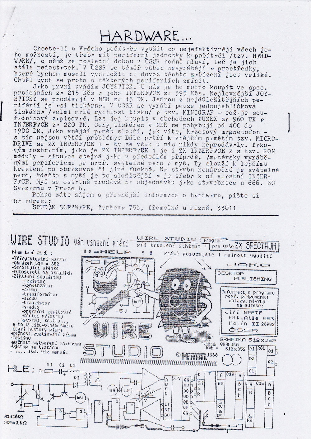Spektrum #3 1988