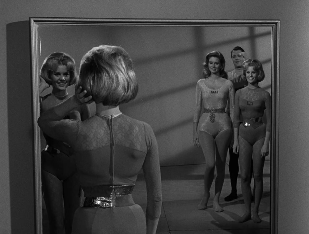 This episode is probably one of the more accurate and creepy premonitions that The Twilight Zone has given us. The episode revolves around a world where body and facial reconstruction is a basic part of being human and those who don't partake are essentially forced into it. While, no one's forcing anyone to go under the knife today, it's wild to see that such an insane concept 50 years ago is total commonplace today. I mean, we've all seen the Before/After pictures of Kylie Jenner and Nicki Minaj right?