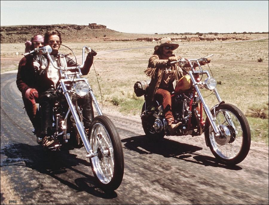 Dennis Hopper and Peter Fonda's hippie counterculture classic is not only one of the most popular movies of the era, but also helped jumpstart the new wave of Hollywood filmmaking. Dennis Hopper, who wasn't the easiest person to work with, was above all things, passionate. Him and Peter Fonda wanted to make their own picture that defied the norms of what was making Hollywood films so boring at the time, much like the directors of the French New Wave. The French New Wave was a big influence for Easy Rider, it was all Dennis Hopper was influenced by. The use of jump-cuts, stylistic editing, and lack of narrative are all techniques that French New Wave directors like Truffaut and Godard helped popularize. Easy Rider took the country by storm and was a critical and box office hit. Soon, all studios and directors were taking the same approach and shifted a lot of Hollywood's power from the producers to the directors.