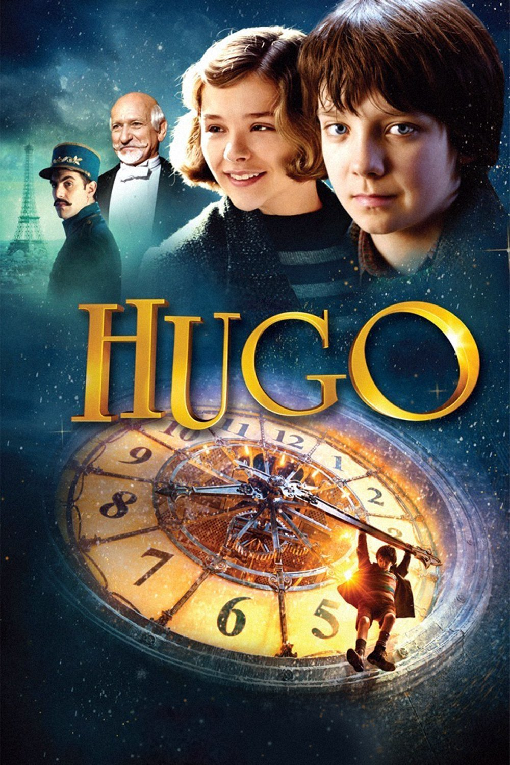 Day 5: Hugo  - Hugo was one of the few Scorsese pictures we hadn't checked out yet so we made sure to jump onto it asap. A wonderful, heartfelt story that Scorsese uses as an ode to cinema.