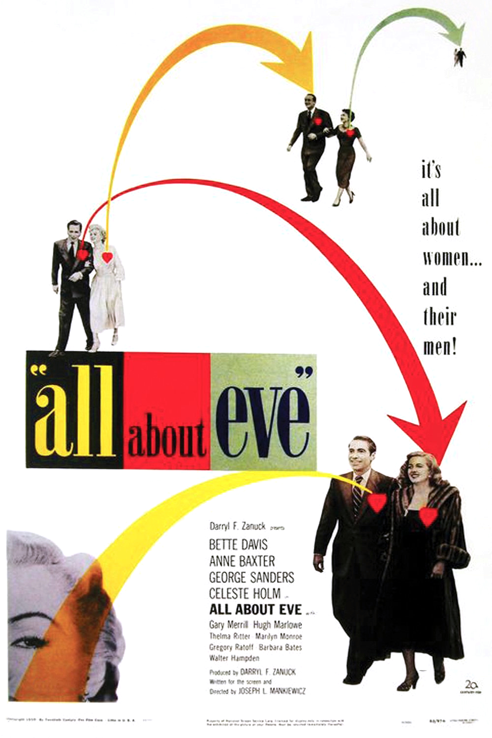 Day 6: All About Eve  - Shoutout to the Prytania Theater for playing this in their awesome theater this weekend! A Hollywood classic about the lengths an adoring fan will go to to take her hero's place!