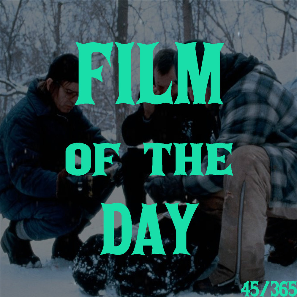 A Simple Plan     (dir. Sam Raimi)   While out in the woods in Minnesota, Hank and his brother and friend find a crashed plane. Inside, not only do they find a dead body, but also $4 million! After the three guys decide to keep and hide the money, greed, deceit, and paranoia slowly tear these three guys apart from the inside out.   4/5