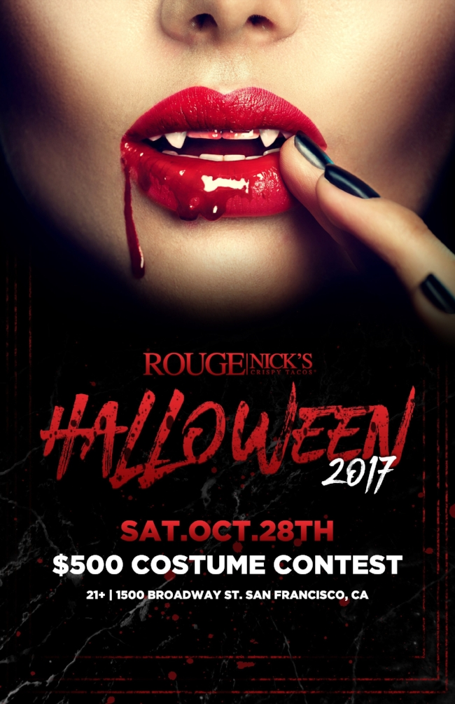 RougeHalloween2017