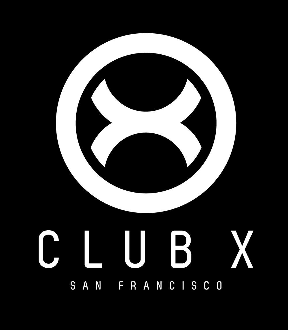 Club X Logo
