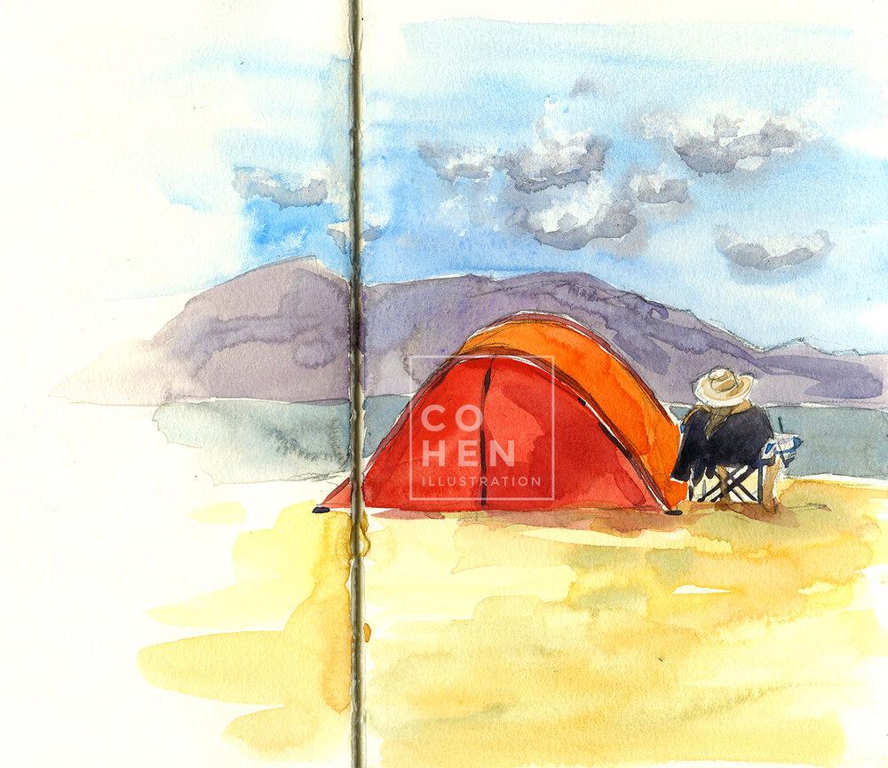 BeachSketchBook-cohenillustration.jpg