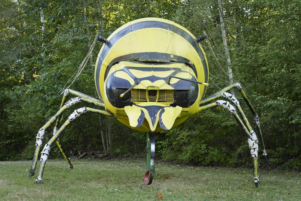 Bumblebee, Schaefer's Auto Art Erie PA
