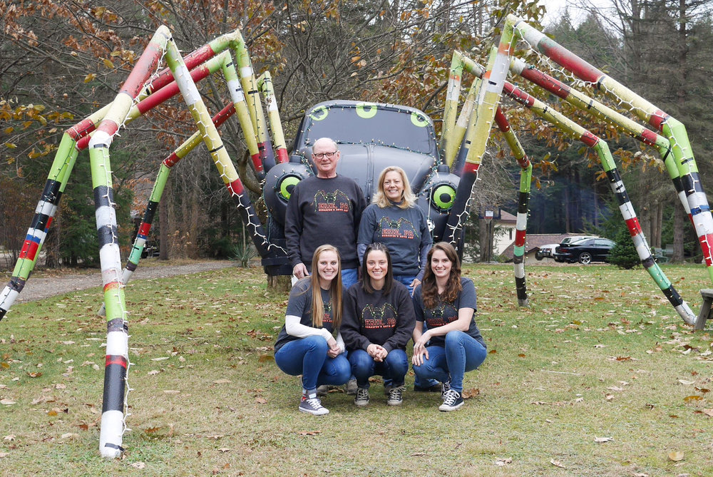 About the schaefer's auto art family