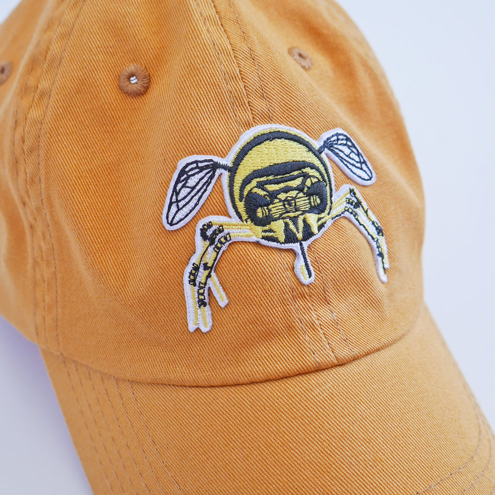 Bumblebee Patch Iron On Schaefers Auto Art