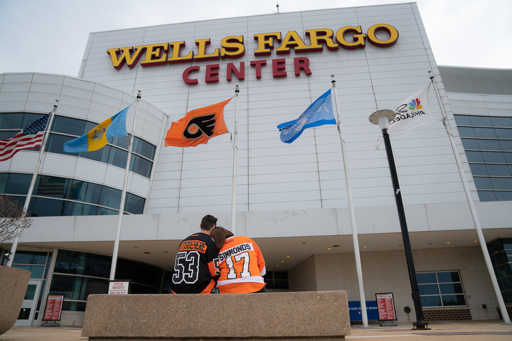 Destination Engagement Session at the Wells Fargo Center in Philadelphia, PA