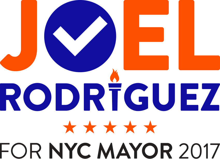 Joel Rodriguez for Mayor of New York City 2017