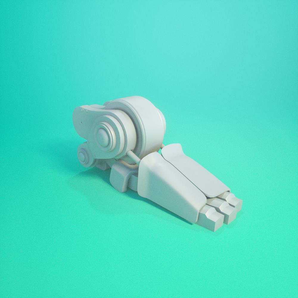 Robo-Footsie