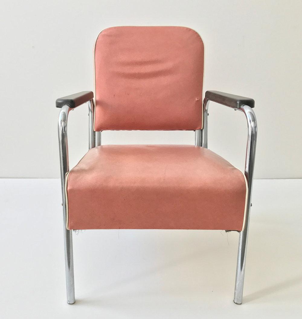 50s Art Deco Armchair