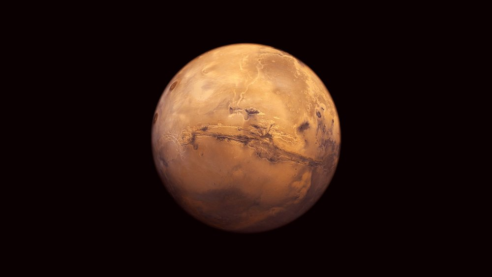 Mars Bound! - Want to know more? click on Mars to see what I've been up to!