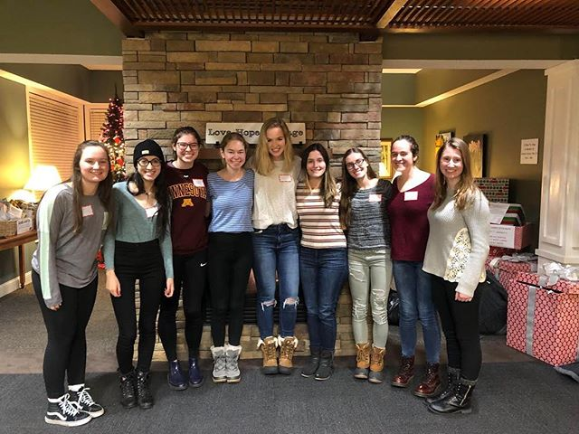 These fantastic SWEople and External Community Development had a blast helping out at Hope Lodge last night for Bingo Night!