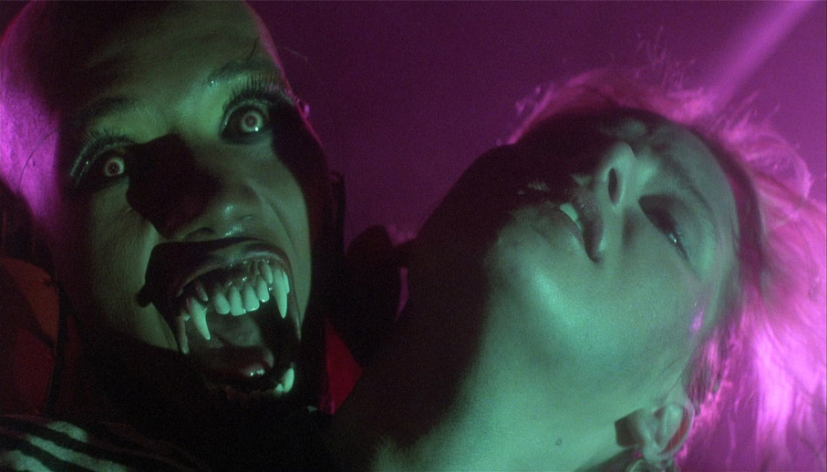 Grace Jones in  Vamp  (1986) directed by Richard Wenk