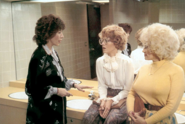 Capricorn:     9 to 5     directed by Colin Higgins   One of the heartier, more practical signs, part of who you are is rooted in what your career, Capricorn. This month, treat yourself to a workplace classic,  9 to 5.  This classic film, starring Jane Fonda, Dolly Parton, and Lily Tomlin (honestly bless the casting director of this movie), will speak to your ambition and grit. These women are all employed at an office led by a tyrannical boss, Franklin Hart Jr. (Dabney Coleman), and are all mistreated by him for a variety of sexist reasons. Judy (Fonda), Violet (Tomlin), and Doralee (Parton) join forces and enact a plan to overthrow their evil boss, and at a metaphorical level, capitalism and white patriarchy. A blast from start to finish, allow this film to be a salve for your oft heavy, oft pessimistic soul, Capricorn. You will both laugh away some stress and negativity, while simultaneously finding inspiration for your next power move at work.
