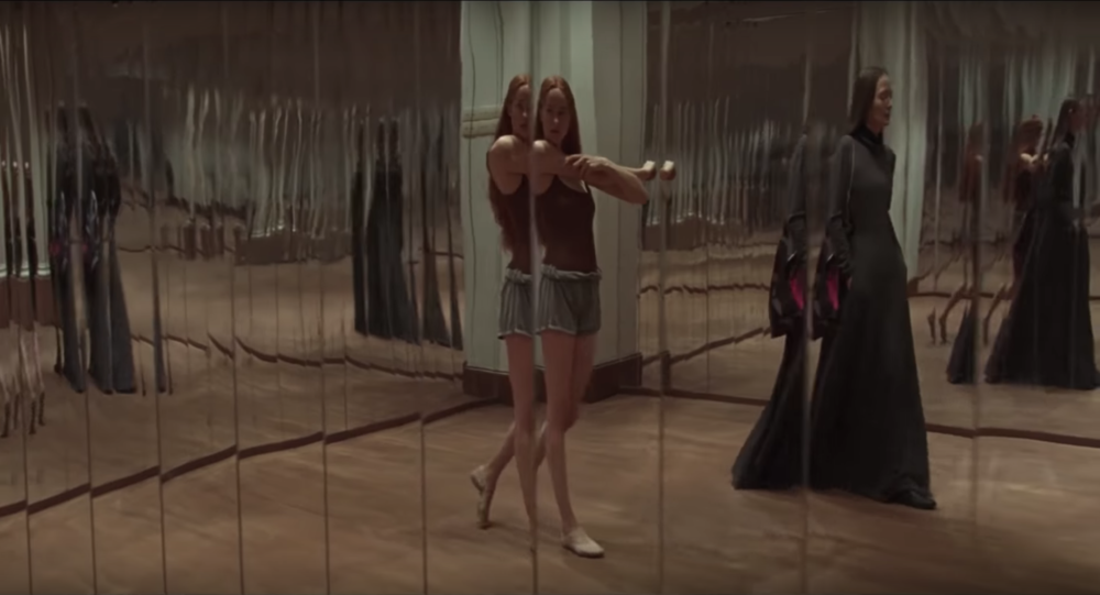 5. Suspiria (dir. Luca Guadagnino) - Young American dancer Susie Bannion arrives in 1970s Berlin to audition for the world-renowned Helena Markos Dance Co. When she vaults to the role of lead dancer, the woman she replaces breaks down and accuses the company's female directors of witchcraft. Meanwhile, an inquisitive psychotherapist and a member of the troupe uncover dark and sinister secrets as they probe the depths of the studio's hidden underground chambers.