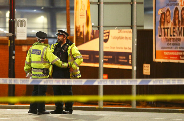 22 Dead, 59 Injured After Ariana Grande Concert at Manchester Arena (Breaking news coverage) -