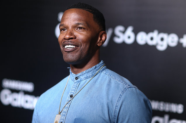 Jamie Foxx on How Partying With Drake & Diddy Inspired New Music Game Show 'Beat Shazam' -