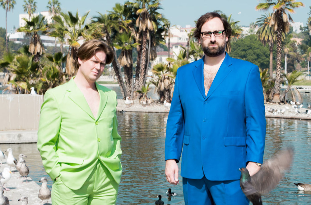Meet College Buddies Turned Gross-Out-Comedy Trailblazers, Tim and Eric - (NYLON Magazine)