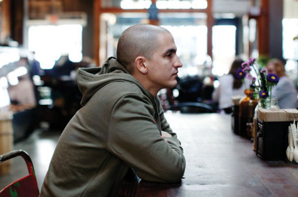 Why L.A. Rapper Wax Is OK With Being Dropped by His Label - (The Hollywood Reporter magazine)