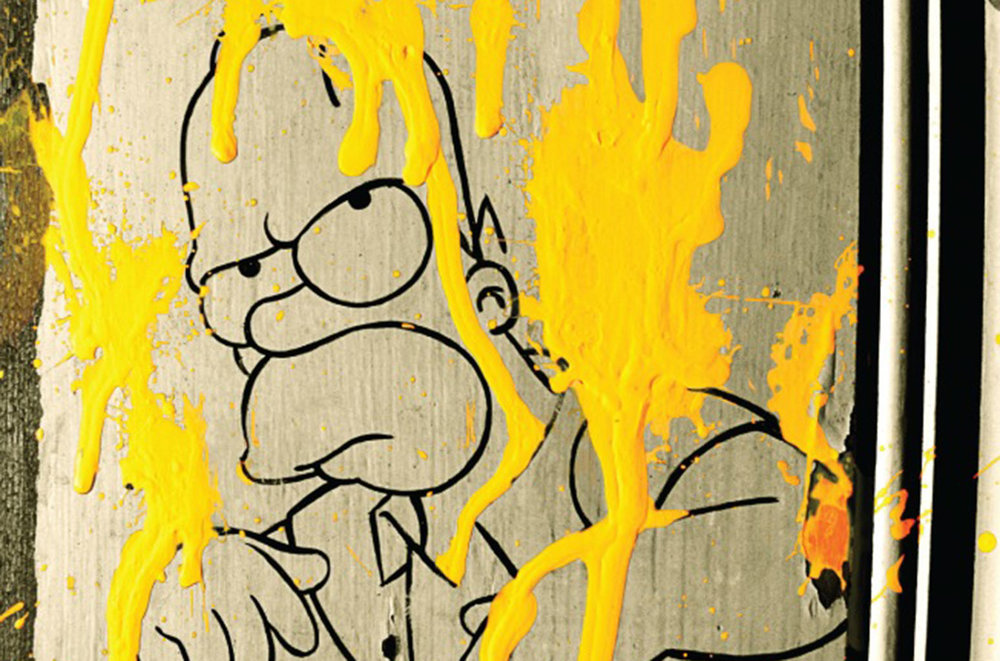 Yellow Reign: The Sounds of The Simpsons - (Filter Magazine)