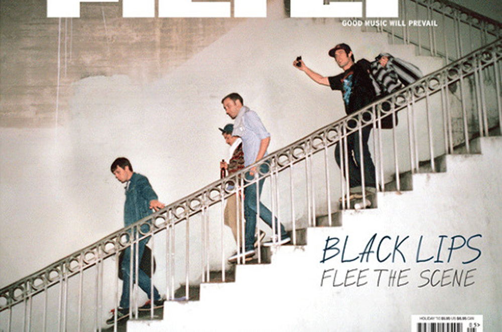 Black Lips: A Story of When and How Bad - (Filter Magazine)