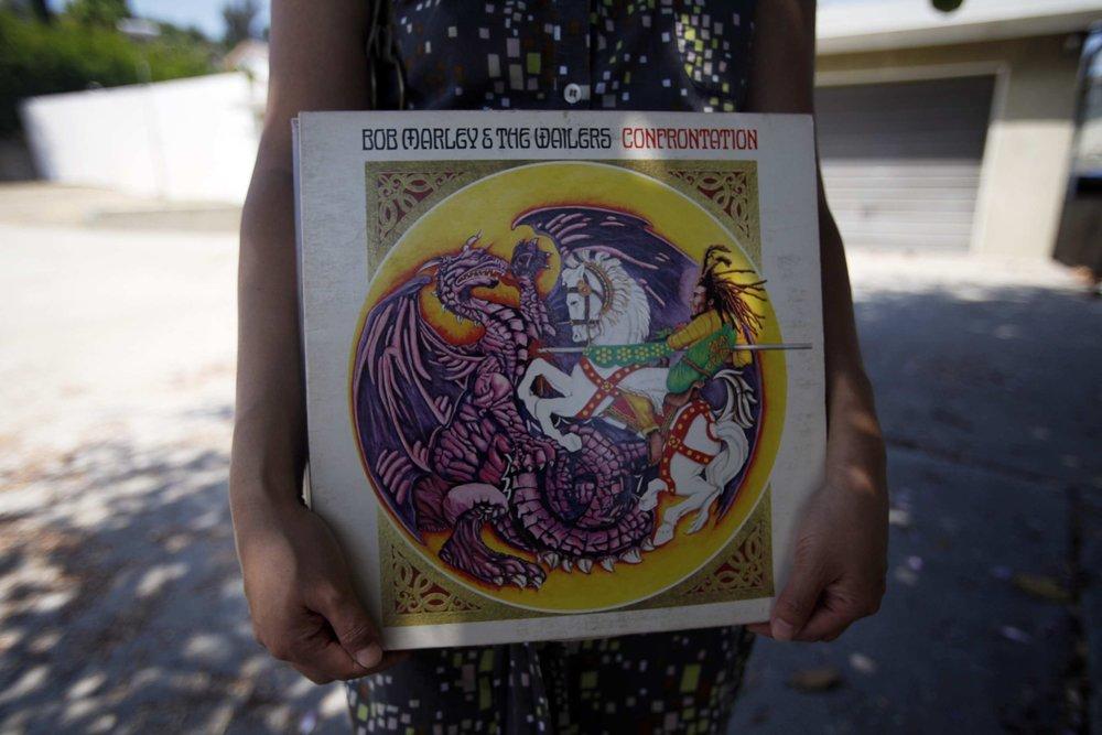 ALL Sales Vinyl - (Los Angeles Times)