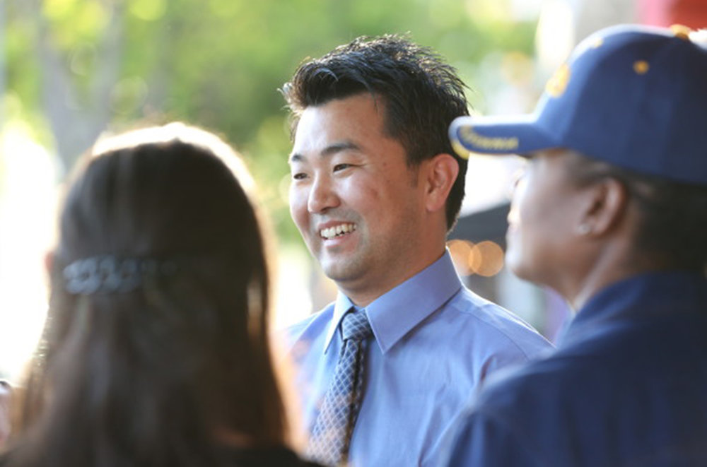 CD4 Candidate Ryu Out Earns Opponents By a Mile In Days Leading Up to Election -