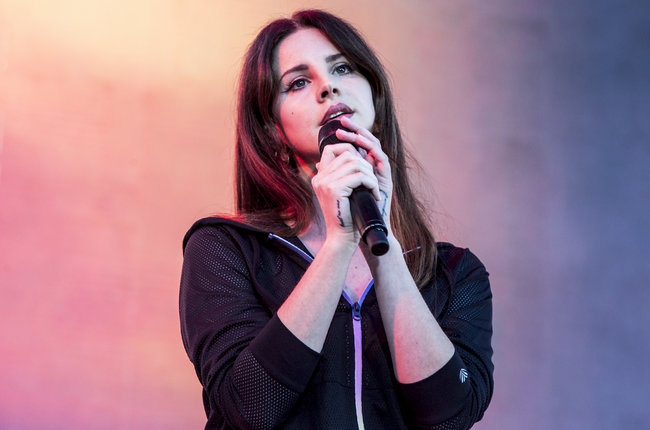 Lana Del Rey Probably Didn't Mean to Rip Off 'Creep,' But That Doesn't Matter -