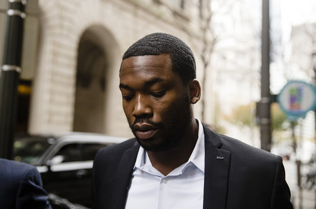 Meek Mill Files Appeal Petition Questioning Cop's Credibility -