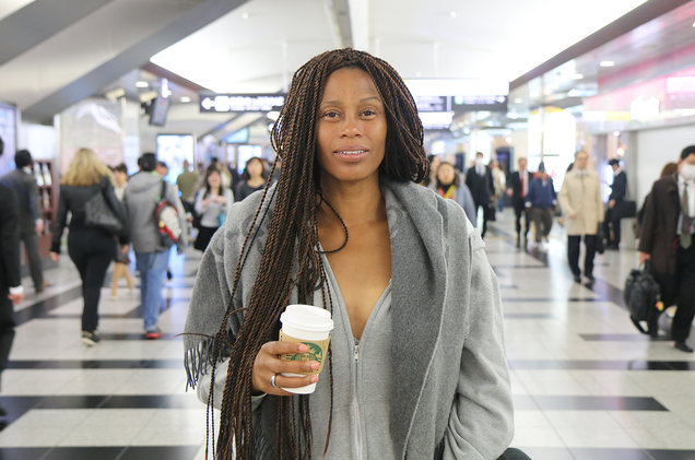 TINA FARRIS' JOURNEY FROM FAN TO 'BOTHERING LITTLE SISTER' TO TOUR MANAGING THE ROOTS, D'ANGELO & MORE -