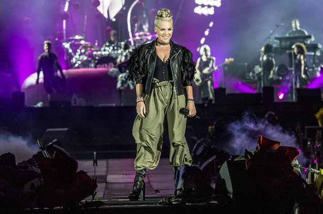 Pink's 'What About Us' Songwriter Explains the 'Alchemy' Behind Her Bold New Single -