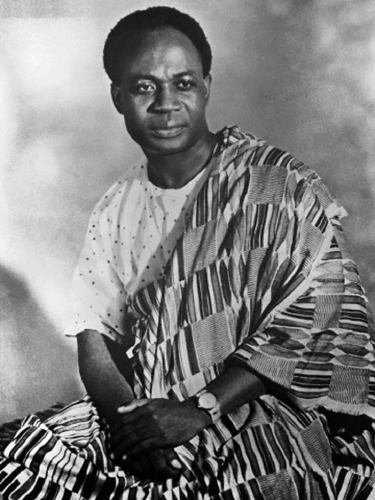 The Convention People's Party, led by Kwame Nkrumah, won 72 out of 104 seats in the 1954 election