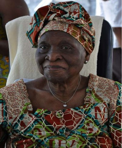 Theodosia Okoh was born on June 13, 1922 in Effiduase