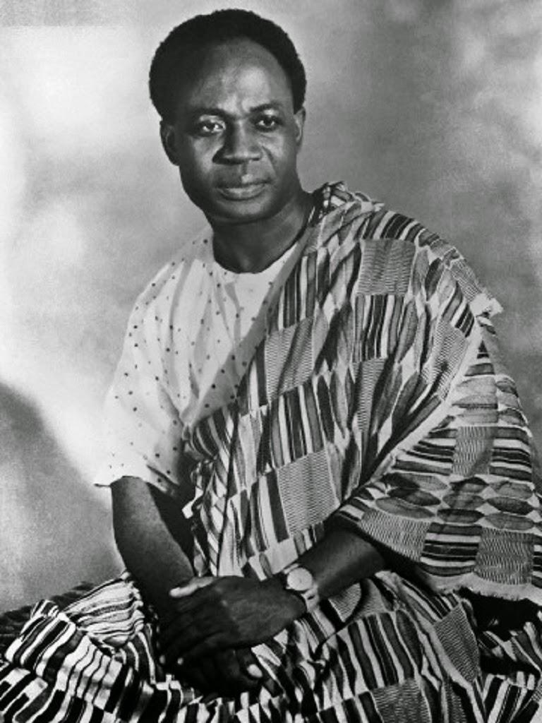 Kwame Nkrumah, Ghana's First President