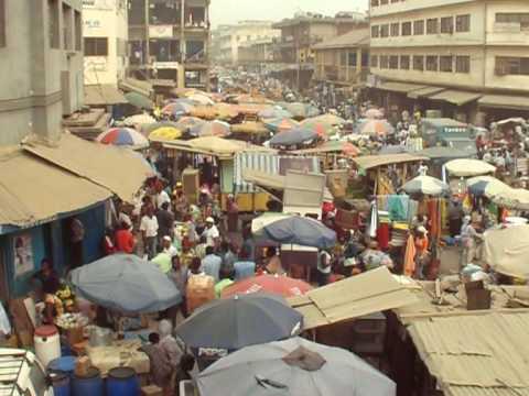Makola Market, formerly Accra Market