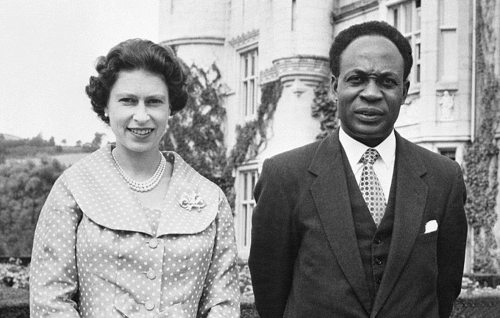 Ghana remained part of the British Commonwealth until it declared itself a republic on July 1, 1960