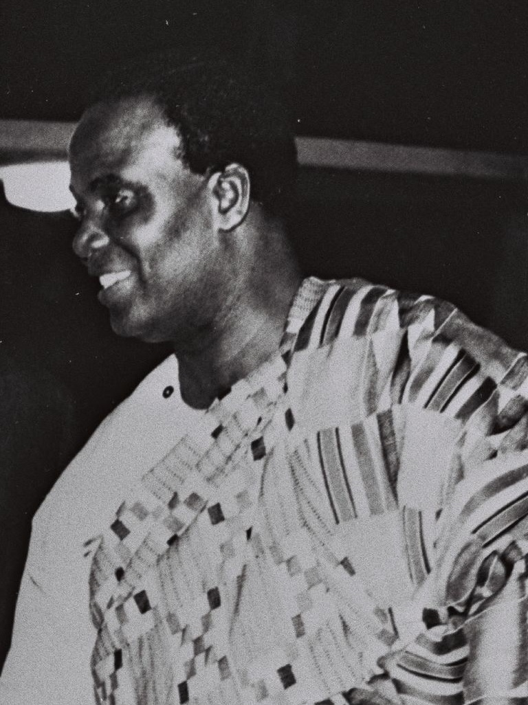 Honourable Dr. Kojo Botsio, 1964