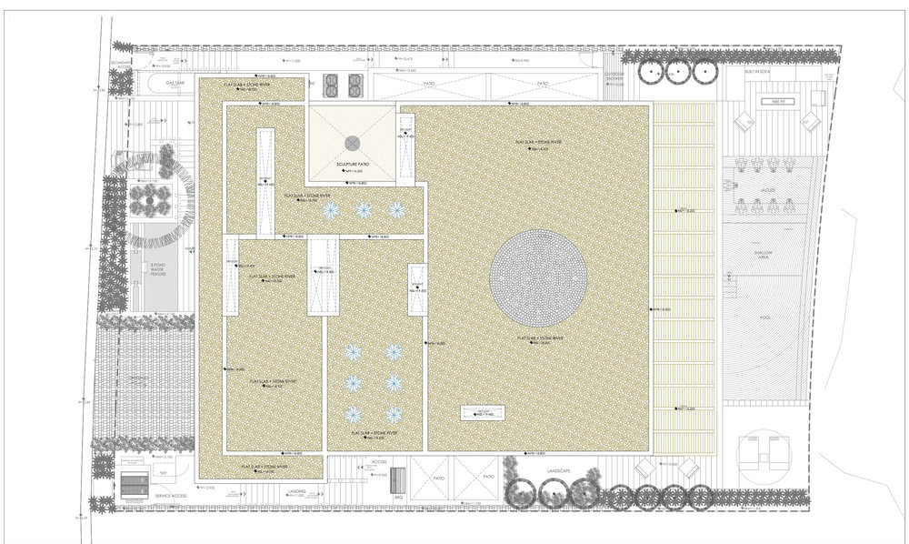 Casa Dundon - Roof Level Floor Plan.jpg
