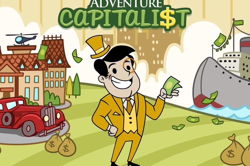 Adventure Capitalist      Hyper Hippo     As live-ops designer and game balancer