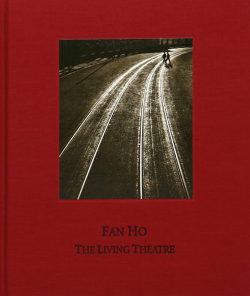the living theater (Japanese) by Rinko Kawauchi.   October 2010 -
